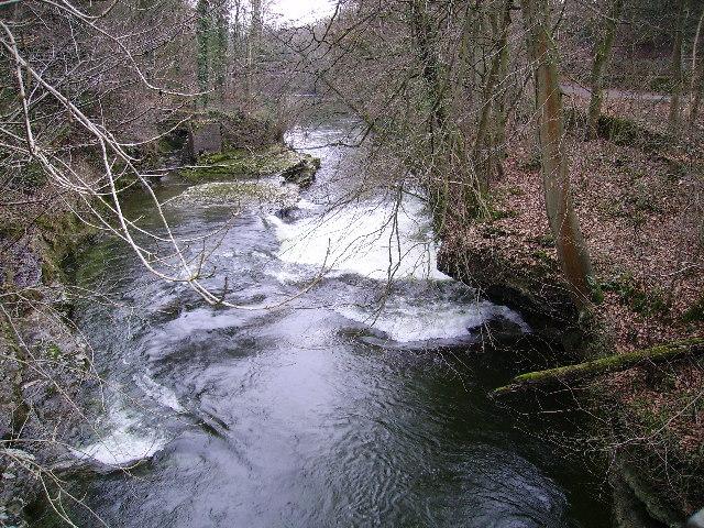 Waterfall River Kent