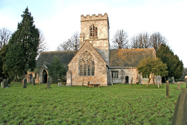 Church Fenton, Church of St Mary the Virgin (Kirk Fenton)