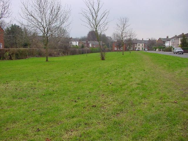 Public Open Space, Moorville, Carlisle