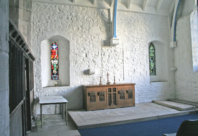 Church Fenton, Interior of the Church of St Mary the Virgin (Kirk Fenton)