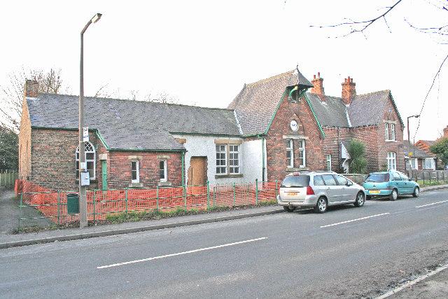 Church Fenton Old Church School