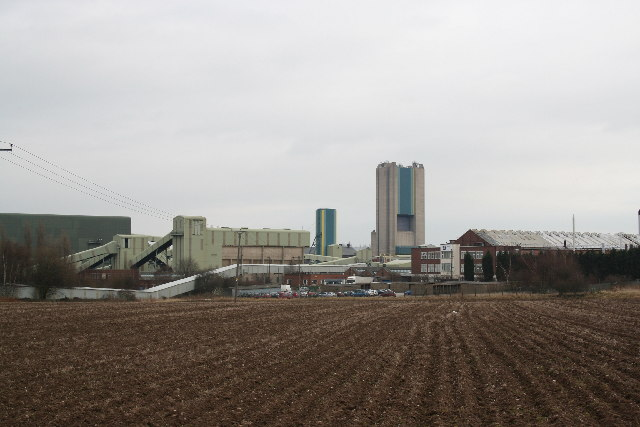 Harworth Colliery