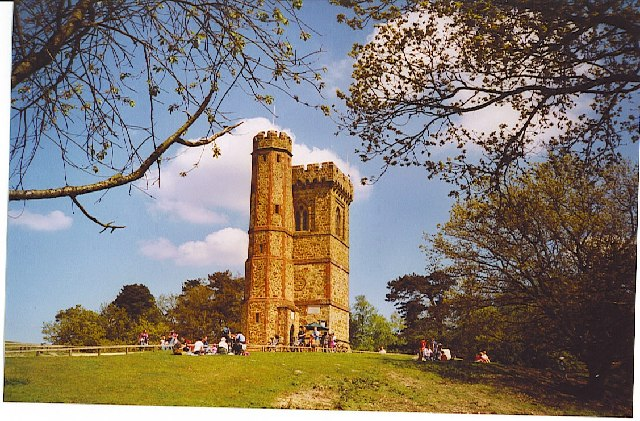 Leith Hill Tower Cafe