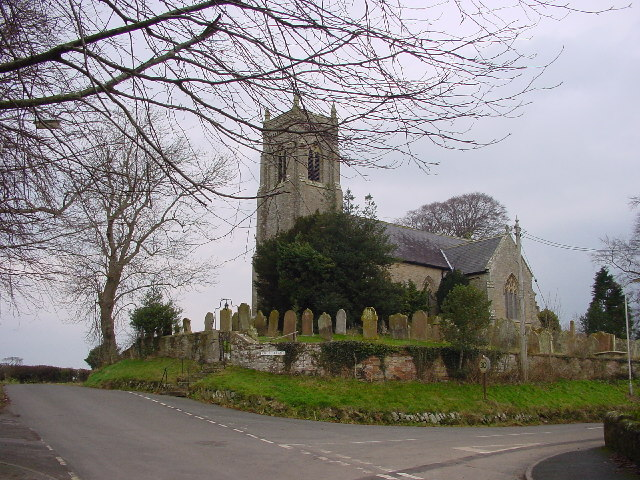 Parish Church Thursby