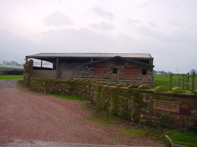 Barn and Stable, Hollin Root