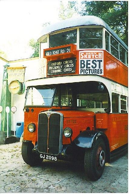 Cobham Bus Museum