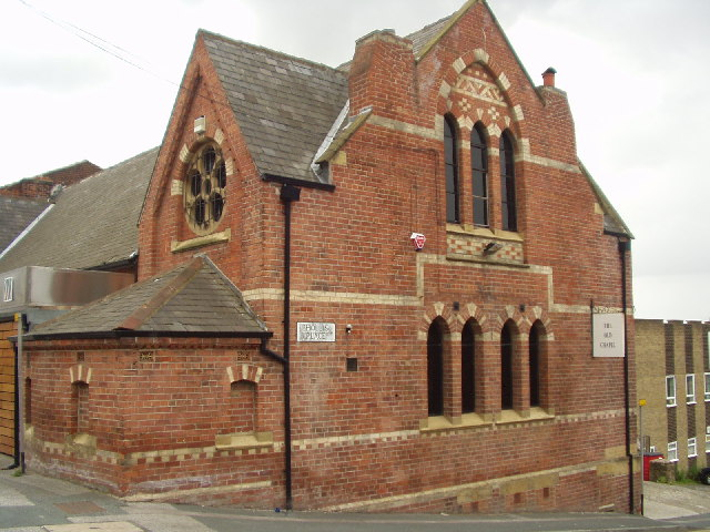 The Old Chapel, Hollis Place, Leeds