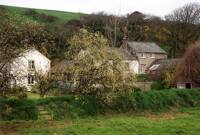 Stratton and Bude: Hele Mill