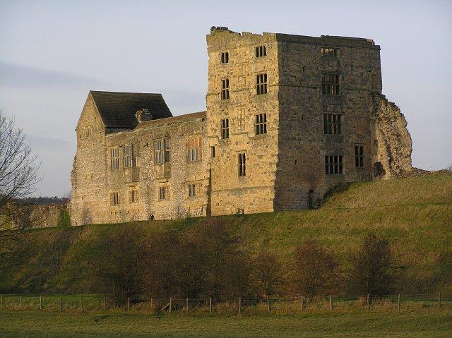Helmsley Castle #2