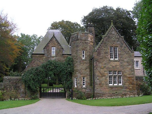 House at Mount St John