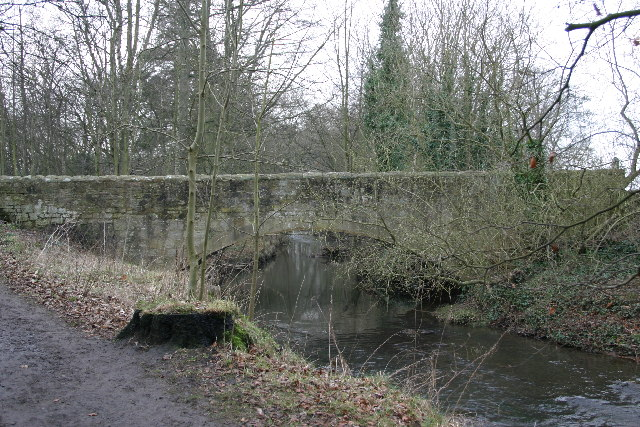 Fox Covert Road Bridge
