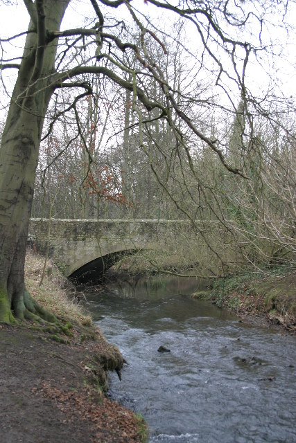 Fox Covert Road Bridge
