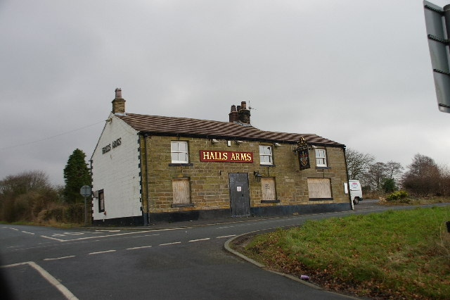 Hall Arms