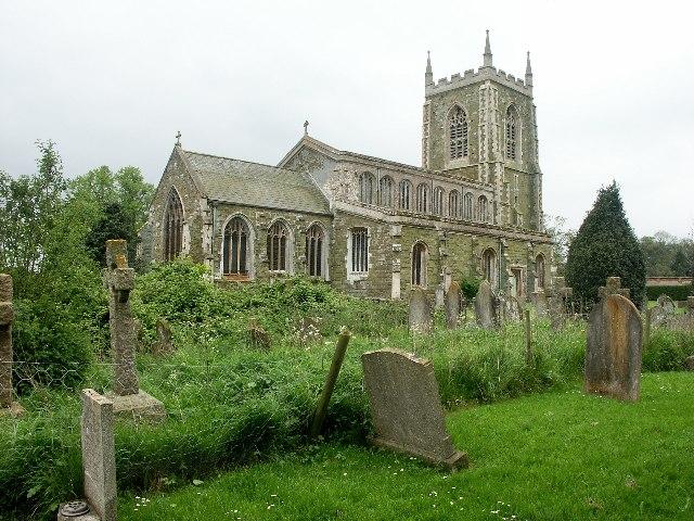 St Andrew, Halton Holegate