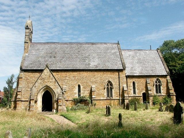 St Luke, Holton-le-Moor
