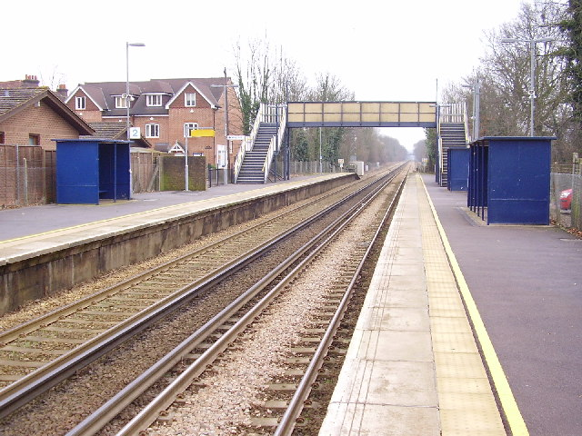 Nutfield Station