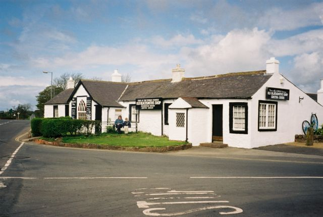 The Old Blacksmiths Shop, Gretna Green.