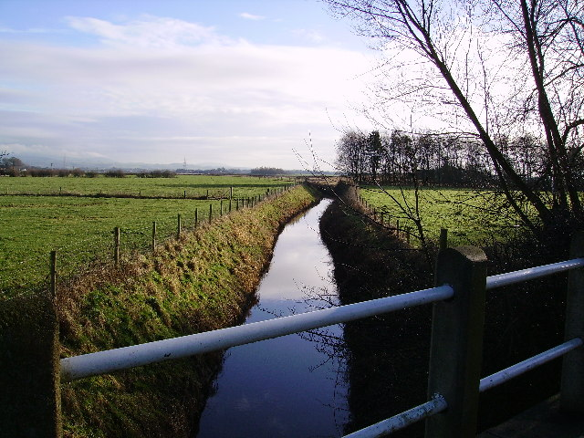 Bridge over Pilling Water