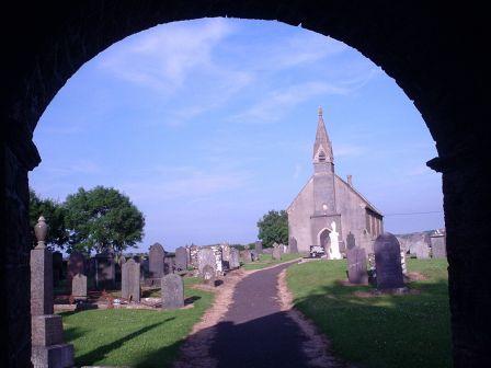 St. Llawddog's Church