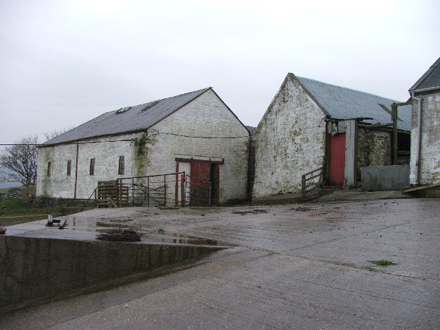 Unused Buildings at Crossibeg Farm
