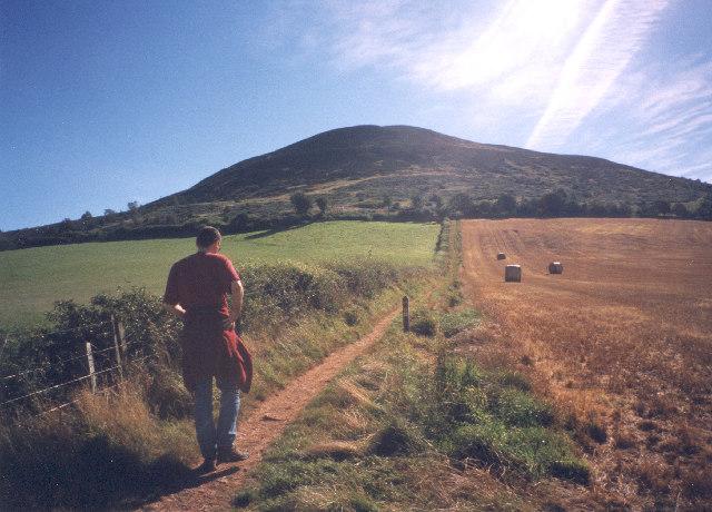 The Eildon Path