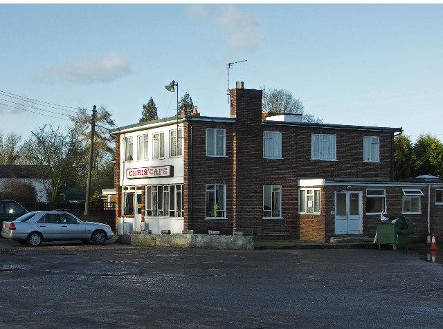 Transport Café, Studley Green