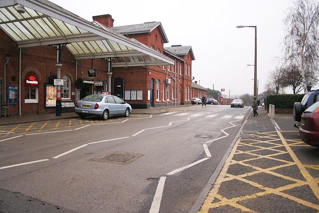 Grantham Station