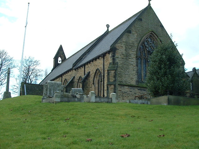 Church of St. James the Great, Flockton