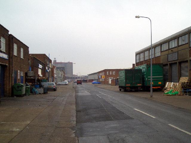 King Edward Street, Grimsby