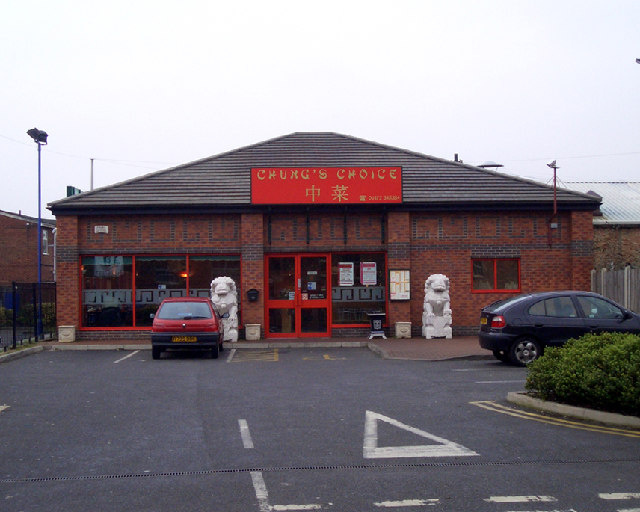 Chung's Choice, Lower Spring Street, Grimsby