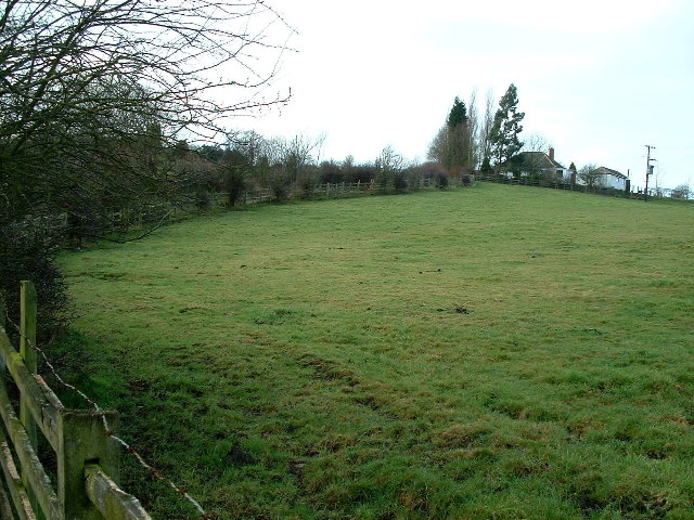 Towards Lower Denby from Denby Lane