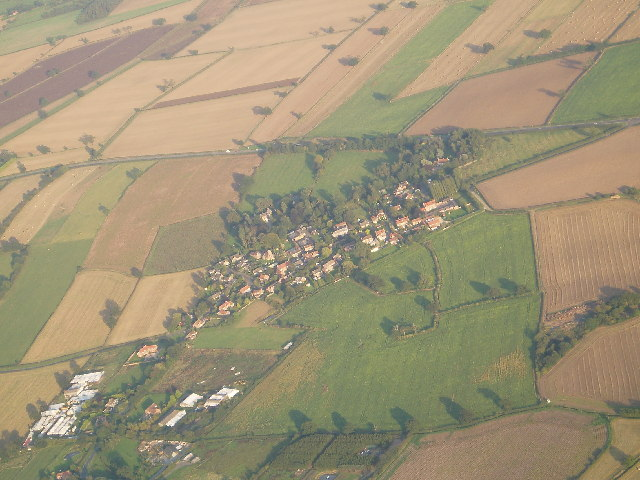 Holtby from the West (Aerial Shot)