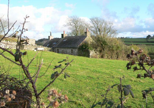 Cae'r Ddol, Bodorgan, Anglesey.
