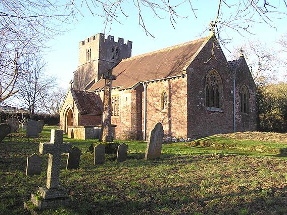 Tolland church