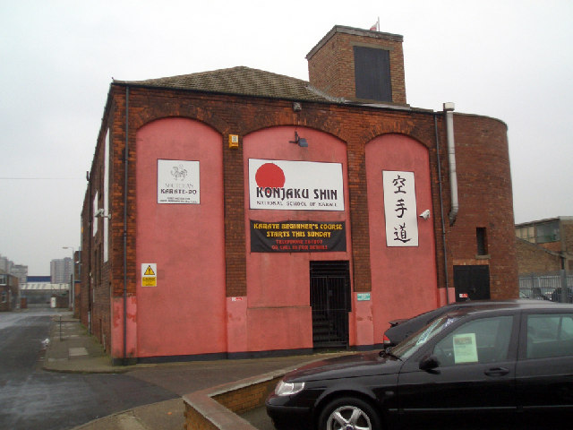 Konjaku Shin Karate School, Grimsby