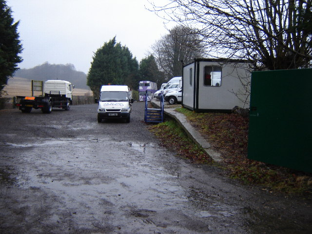 Lasham and Bentworth Station