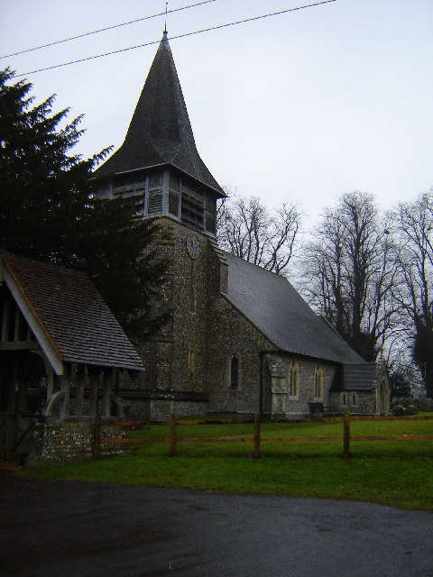 St Mary's Church Bentworth