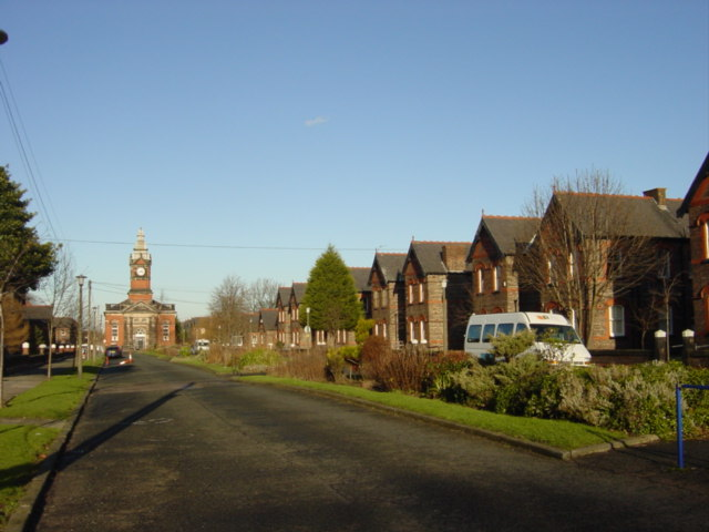 Fazakerley Cottage Homes, Longmoor Lane
