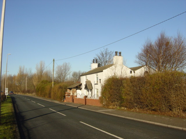 Mather's Cottage, Aintree Lane