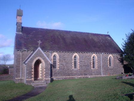 Capel Mair Church