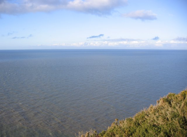 The Solway Firth from North Head.