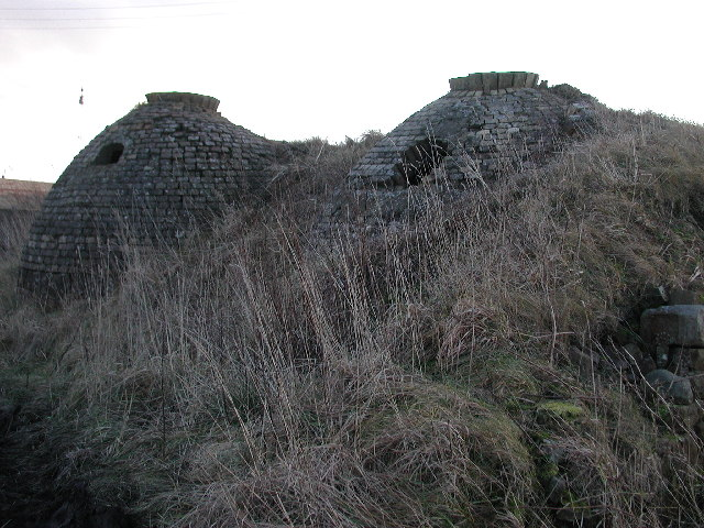 Old Beehive Coke Ovens