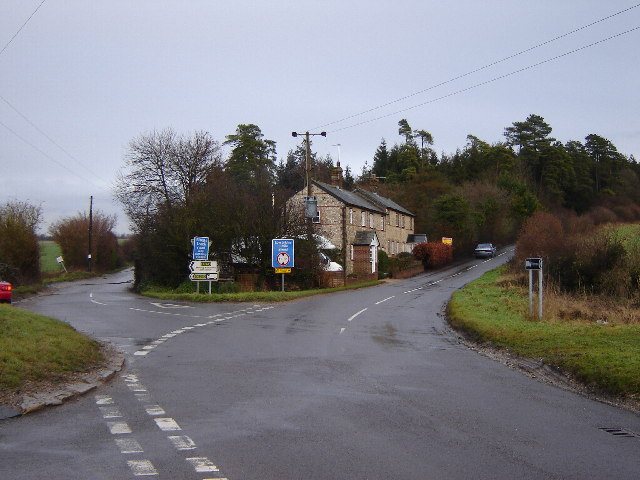 Hogdigging Cottages, Dirty Corner