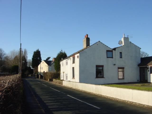Tithebarn Lane, Melling