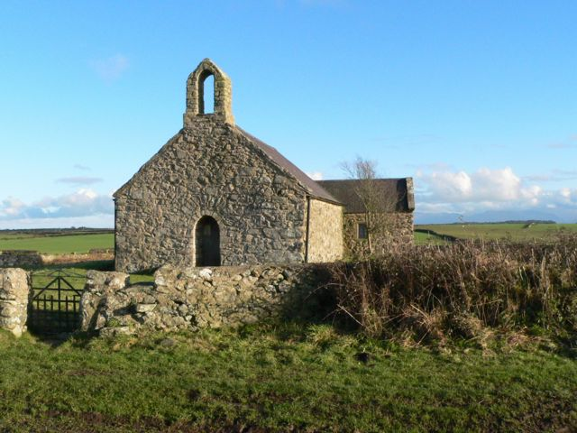 St. Mary's, Tal-y-llyn, Anglesey.