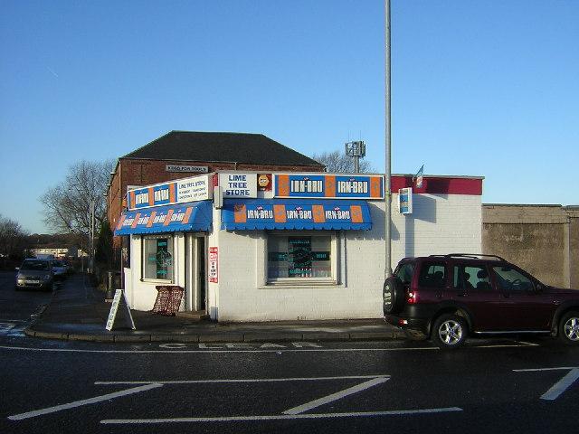 Corner Shop, Burnbank, Hamilton