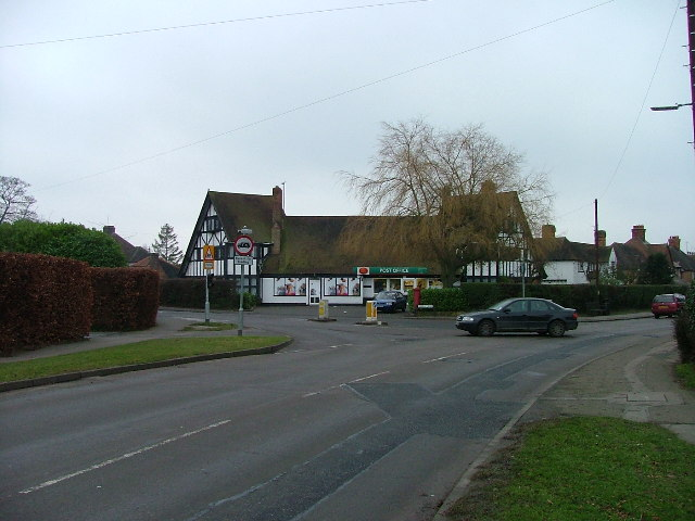 Norton Post Office.
