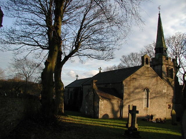 St Bartholomew Church Thornley village