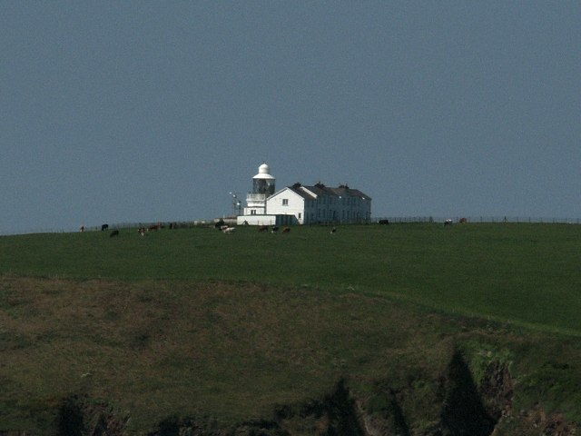 Lighthouse, St Annes Head