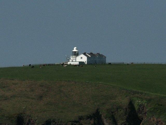 Lighthouse, St Annes Head